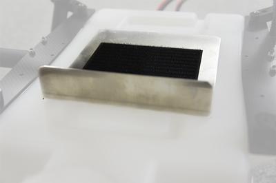 飛助Ⅲ農業用農薬散布ドローンの詳細紹介 バッテリー固定台