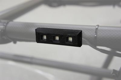 飛助Ⅲ農業用農薬散布ドローンの詳細紹介 超高輝度LED