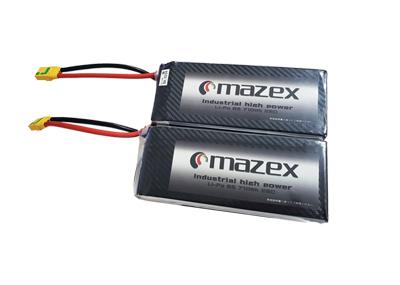 延線、架線、索道の専用バッテリー